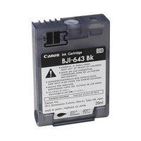 Canon BJI-643C Cyan Ink Cartridge - Cyan - Inkjet - 500 Page - 1