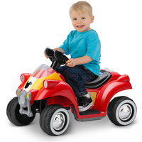 Pacific Cycle Mickey Mouse 6 Volt Quad
