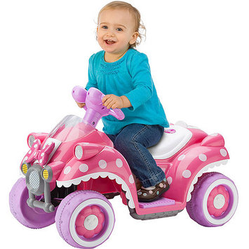Pacific Cycle Minnie Mouse 6V Quad