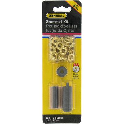 General Tools & Instruments GENERAL TOOLS 24 Count 1/4 Grommet Kit