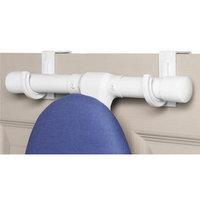 Whitmor Mfg. 6387-2701 2 Count White Over The Door Ironing Board Hooks