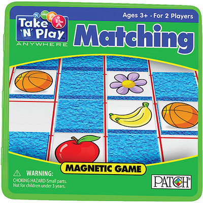 Patch Products Matching Game