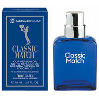 Parfums Belcam Classic Match Version of Polo Blue Eau de Toilette Spray, 2.5 fl oz