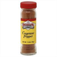 Louisiana Seasoning Cayenne Pepper 1.5 Oz Pack Of 12