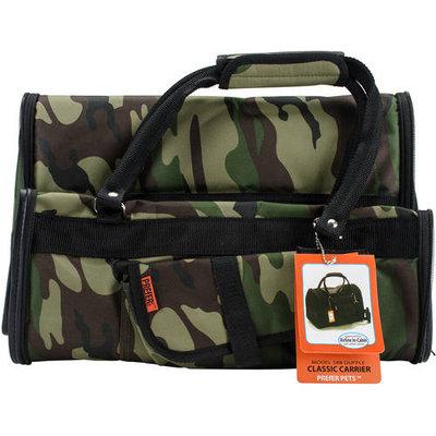 Prefer Pets Carrier with Shoulder Strap - Camouflage (588cm)