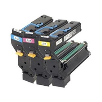 QMS QMS1710606001 Qms Br Magicolor 5450 1High Tri Color Value Pk