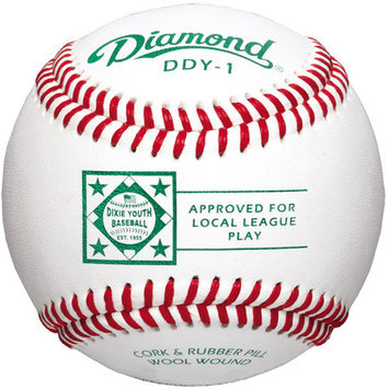 Diamond Sports DDY-1 Dixie Youth Competition Grade Baseball