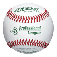Sport Supply Group Diamond Sports D1-PRO Professional League Baseball by the Dozen