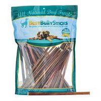 Best Bully Sticks 12 Small/Medium Bully Sticks (50 Pack)