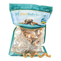 Best Bully Sticks Curly Bully Sticks / 50-Pack