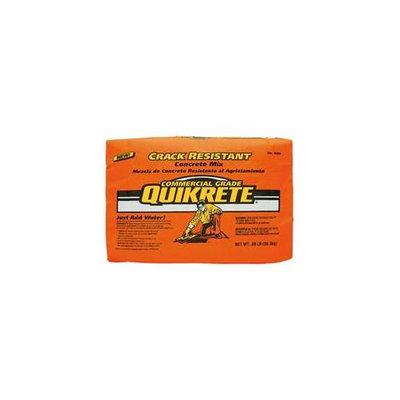 1006-80 - Quikrete, 80 Lb, Crack Resistant Concrete Mix, Commercial Gr