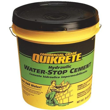 Quikrete #112620 20LB Water Stop Cement