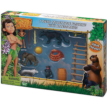 Jungle Book 7-Piece Figurines Collection
