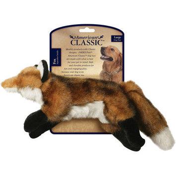 Jakks Pacific American Classic Fox Large Dog Toy