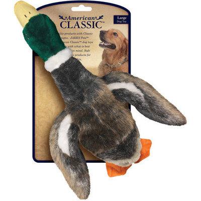 Jakks Pacific American Classic Mallard Large Dog Toy