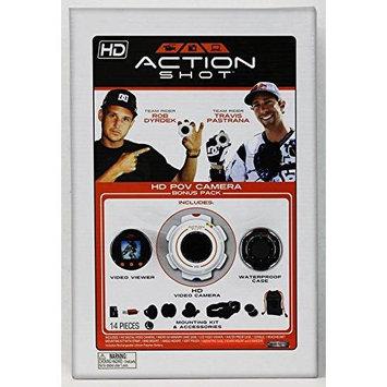 Jakks Pacific Hi-Def Action Cam Bundle