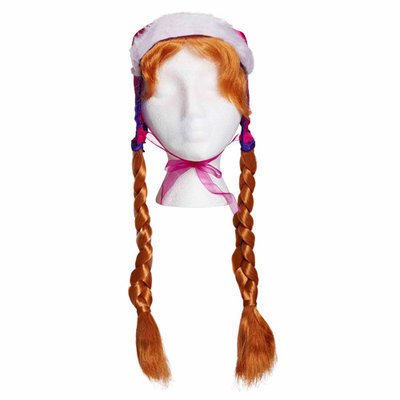 Creative Designs Disney Frozen Anna Wig