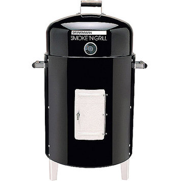 Brinkmann 810-5301-C Charcoal Smoker and Grill