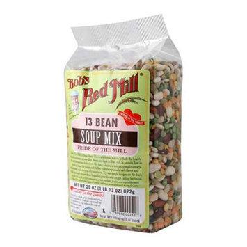 Bob's Red Mill Bobs Red Mill BG11037 Bobs Red Mill 13 Bean Soup Mix - 1x25LB