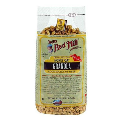Bob's Red Mill Honey Oat Granola