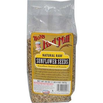 Bob's Red Mill Bobs Red Mill BG11035 Bobs Red Mill Raw Sunflower Seeds - 1x25LB