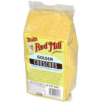 Bob's Red Mill Bobs Red Mill BG11034 Bobs Red Mill Couscous Golden Bulk - 1x25LB