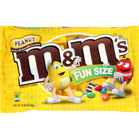 M&M's Peanut Fun Size