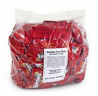 Skittles Fun-Size Packs, 4-Lb Box