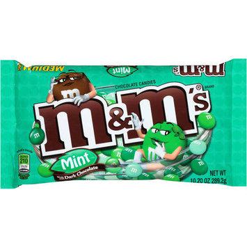 M&M'S® Mint Dark Chocolate Candies