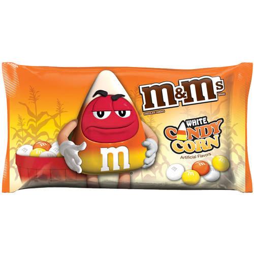 M&M'S® White Candy Corn Chocolate Candies