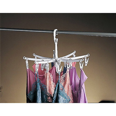 Household Essentials Carousel Clothes Dryer - 16 clips