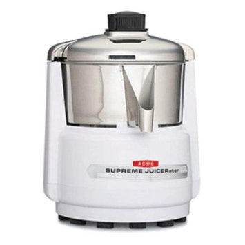 Acme Furniture Waring Pro Acme 6001 Quite White and Stainless Juicerator 550-watt Juice Extractor