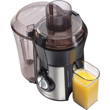Power Sales & Advertising Inc Hamilton Beach Big Mouth Pro Juice Extractor Black
