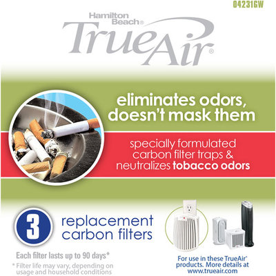 Hamilton Beach Tobacco Odor Filter