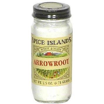 Spice Islands Arrowroot, 2.5 oz, - Pack of 3
