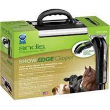 Andis Company Equine-Showedge Detachable Blade Livestock Clipper- Black 78000