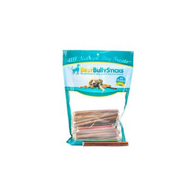 Best Bully's 6 Inch Thin Odor Free Bully Sticks - 50 Pack
