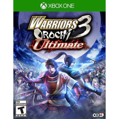 U & I Entertainment Xbox One - Warriors Orochi 3 Ultimate