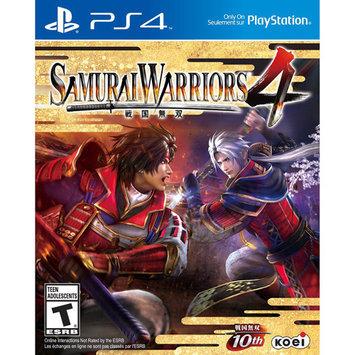 Koe PS4 - Samurai Warriors 4