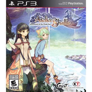 Tecmo Koei America Corp. Atelier Shallie: Alchemists Of The Dusk Sea - Playstation 3