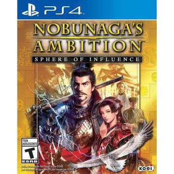 Tecmo Nobunaga's Ambition: Sphere Of Influence - Playstation 4