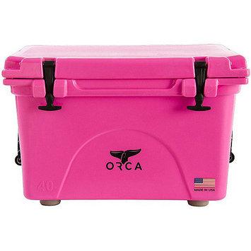 ORCA Cooler TC040ORC 40 Qt. Cooler Pink