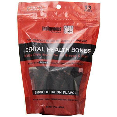 Indigenous Dental Health Bones Smoked Bacon Flavor PEN017223
