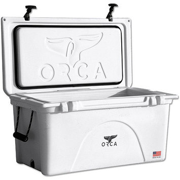 ORCA Cooler BW075ORC 75 Qt. Cooler White