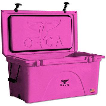 ORCA Cooler TC075ORC 75 Qt. Cooler Pink
