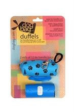 Doggie Walk Bags Duffel Dog Waste Bag - 2 Rolls