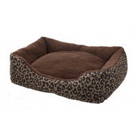 Alphapooch Cuddler Bolster Dog Bed Size: 19