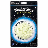 Great Explorations Glow-in-the-Dark Wonder Stars