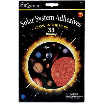 University Games Solar System Adhesives