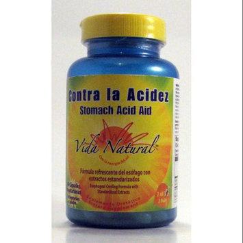 Contra la Acidez / Stomach Acid Aid Vida Natural 60 VCaps